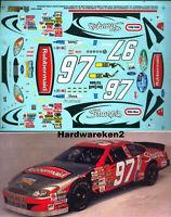 CD/_2637 #51 Kyle Busch 2016 NASCAR Toyota Tundra  1:43 scale DECALS