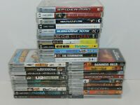 Sony PSP Playstation Movies Complete Fun You Pick & Choose Video Games Lot UMD