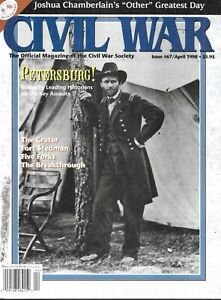 Civil War Society 67 Petersburg The Crater Fort Stedman Five Forks Breakthrough