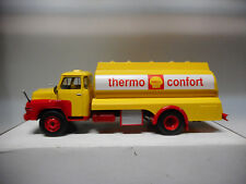 MAN 626 KURZHAUBER SHELL CAMION TRUCK COLLECTION ALTAYA IXO 1/43