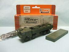 Roco Minitanks - Camion MAN N 4640 8x8 LKW BUNDESWEHR réf. 554 militaire neuf HO
