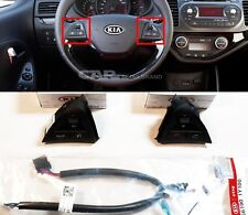 KIA 11-14 Picanto No-Heating Steering Wheel Remote Control Switch&Wire 3P 1set