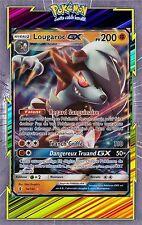 🌈Lougaroc GX - SL2:Gardiens Ascendants - 74/145 - Carte Pokemon Neuve Française