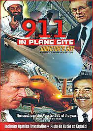 911 In Plane Site (DVD, 2004) DOCUMENTARY Conspiracy Terrorism George W. Bush