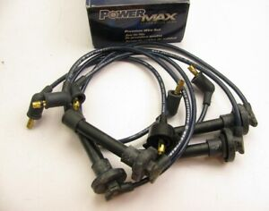 Powermax 700795 Ignition Spark Plug Wire Set Fits 1993 Honda Prelude 2.3L-L4