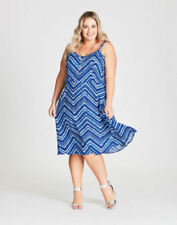 Summer Plus Size Dresses for Women with Shirred