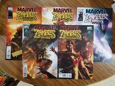 Marvel Zombies Supreme #1-5 2011 Complete set
