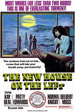 The New House On The Left - 1975 - Movie Poster