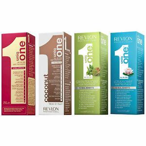 Revlon Uniq One All In One Hair Treatment Original 150ml Original, Coconut, Lotu