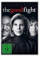 THE GOOD FIGHT-STAFFEL 3 - CHRISTINE BARANSKI,ROSE LESLIE  3 DVD NEUF