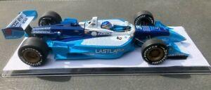 Paul Tracy 2003 Forsyth Racing LOLA Last Lap CART Series Action Diecast 1:18