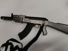 Réplique airsoft AK47 Kalashnikov AEG Fusil d'assaut 1,32 joule Pack complet