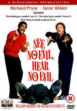 DVD:SEE NO EVIL HEAR NO EVIL - NEW Region 2 UK