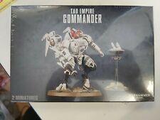 Tau Empire Commander  - Warhammer 40k - Games Workshop - Unopened - New & sealed