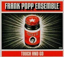 Frank Popp - Touch and Go /  DIGIPAK