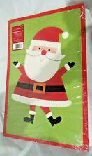 "4ct Santa Rectangle Decorative Storage Gift Box 14.1"" x 9.5"" x 1.75"