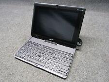 """Acer Iconia Tab W500 10.1"""" Windows Tablet AMD C-50 1GHz 32GB SSD 2GB RAM Bundle"""