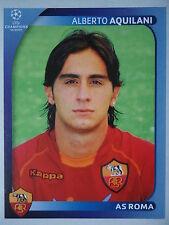 Panini 460 Alberto Aquilani AS Roma UEFA CL 2008/09