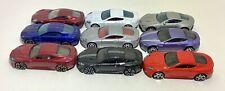 Hot Wheels Aston Martin 9 Car Lot Look!