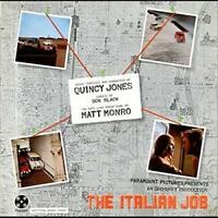 "The Italian Job - Soundtrack - Quincy Jones / Matt Monro (NEW 12"" VINYL LP)"