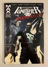 Punisher Naked Kills 2010 Paperback Valerie D'Orazio Rob Williams Mike Benson