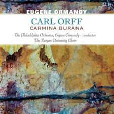 Carl Orff-Carmina Burana von Eugene Ormandy (2015)
