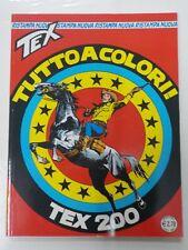 Tex Nuova Ristampa n 200 - Tutto a Colori e con Allegato - COMPRO FUMETTI SHOP
