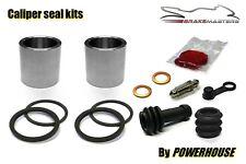 Kawasaki VN800 Classic B front brake caliper piston seal rebuild kit 1996 1997