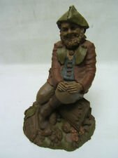 """Tom Clark 1986 Collection """"Hyke Ii"""" Hand Cast by Cairn ltd Ink Signed Coa Eucawh"""