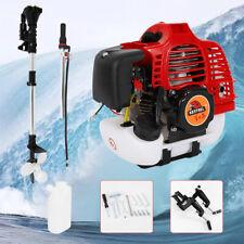 Outboard Engine Fishing Boat 2 Stroke 2.5 HP Motor Manually Start CDI System UK