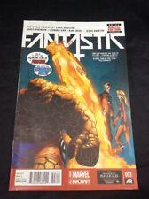 Fantastic Four # 3 June 2014 Marvel Comics John Romita Jr. Cover Fall of Ff