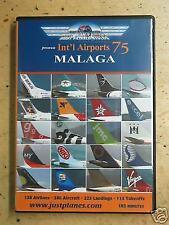 Just planes DVD - MALAGA Int'l Airports 75
