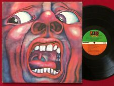 KING CRIMSON ~ IN THE COURT OF THE CRIMSON KING LP (1969) ATLANTIC SD 8245