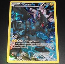Zekrom XY76 XY Black Star Promo FULL ART Holo NEAR MINT Pokemon Card
