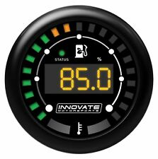 Innovate Motorsports MTX-D Ethanol Content & Fuel Temp Gauge Kit #3912 No Sensor