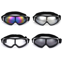 4x Outdoor Sport Eyewear Anti-Wind Goggles Snow Skiing Sunglasses Riding Glasses