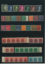 Germany, Deutsches Reich, Nazi, liquidation collection, stamps, Lot,used (KS 68)