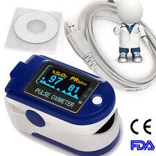 Finger Pulse Oximeter 24H recorder Sleep study,SpO2 monitor+PC Software,CONTEC