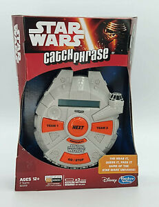 Star Wars Electronic Catch Phrase Game Brand New Free Shipping