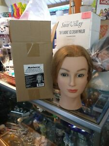 Marianna Mannequin Head - NEW open box -  Ms. Barbara