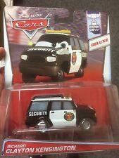 New Cars Deluxe Car Mattel Richard Clayton Kensington