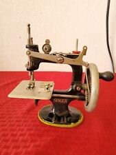 New Listing Rare Antique Vintage Singer 20 K-20 Toy Small Child Sewing Machine