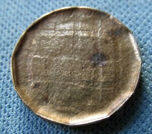 1962 Great Britain Brass Three Pence - Capped Die Error?  See Photos to Identify