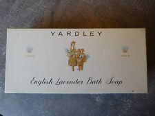 YARDLEY London Paris English Lavender Lavande