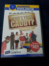 Who's Your Caddy Dvd