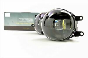Morimoto XB LED Fog Lights: For Mazda