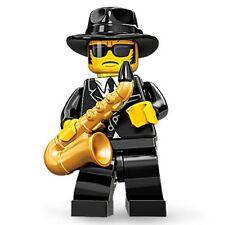 LEGO #71002 Mini figure Series 11 SAXOPHONE PLAYER