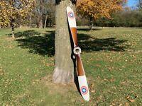 WWII British Royal Air Force Airplane Propeller Decor