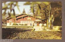 VINTAGE POSTCARD UNUSED ITALIAN SWISS COLONY WINE TASTING ROOM ASTI CALIFORNIA