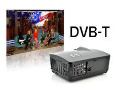 VIDEOPROIETTORE DVB-T TV DIGITALE CINEMA 3000 LUMENS VIDEOPROIETTORE FULLHD HD